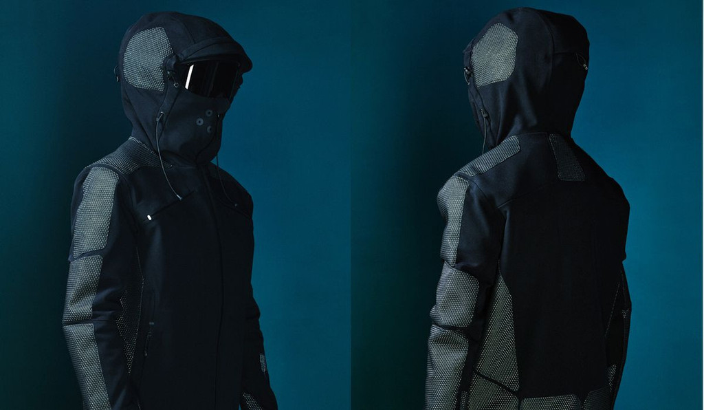 survival jacket for those who expect the worst