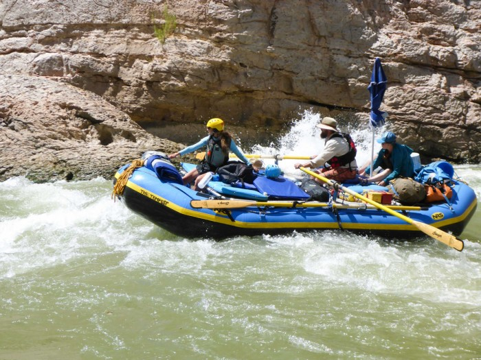 Grand Canyon Raft Pack Tips