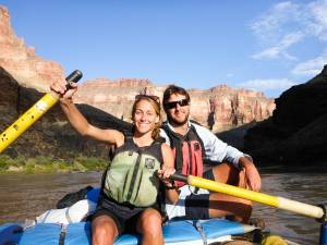 Grand Canyon Raft Packing