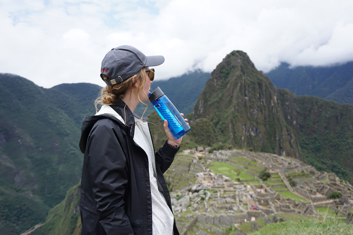 bfcc49edf8ee Test: LifeStraw Water Filter For Travel, Outdoors | GearJunkie