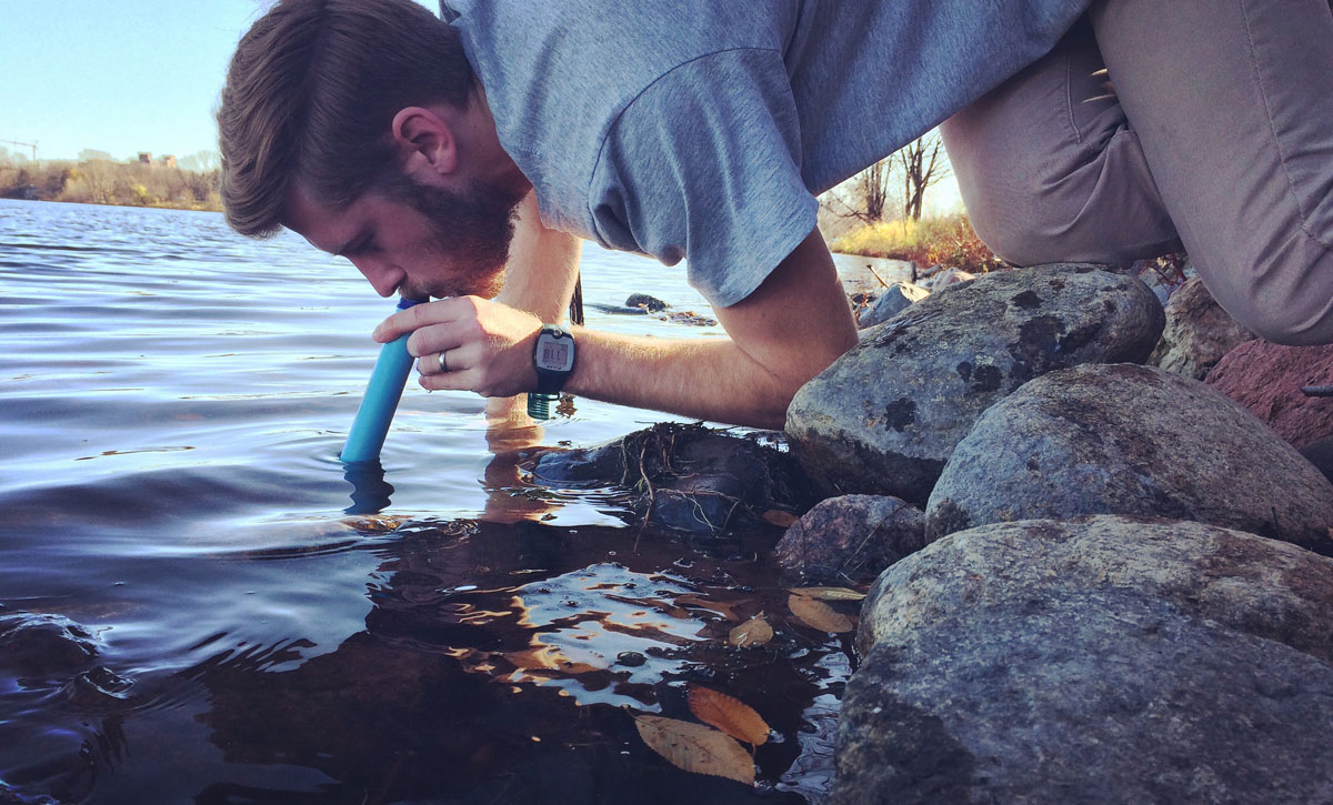 how to clean a lifestraw