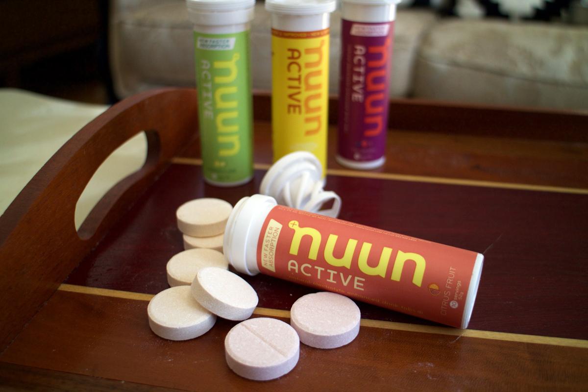 Nuun Nixes Artificial Ingredients Gearjunkie