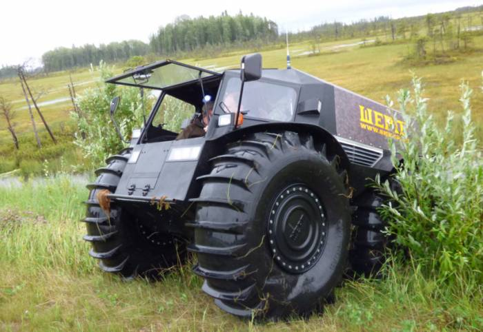 Sherp Atv For Sale >> Meet Sherp Russia S Crazy New Atv Gearjunkie