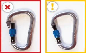 black diamond recalls carabiners