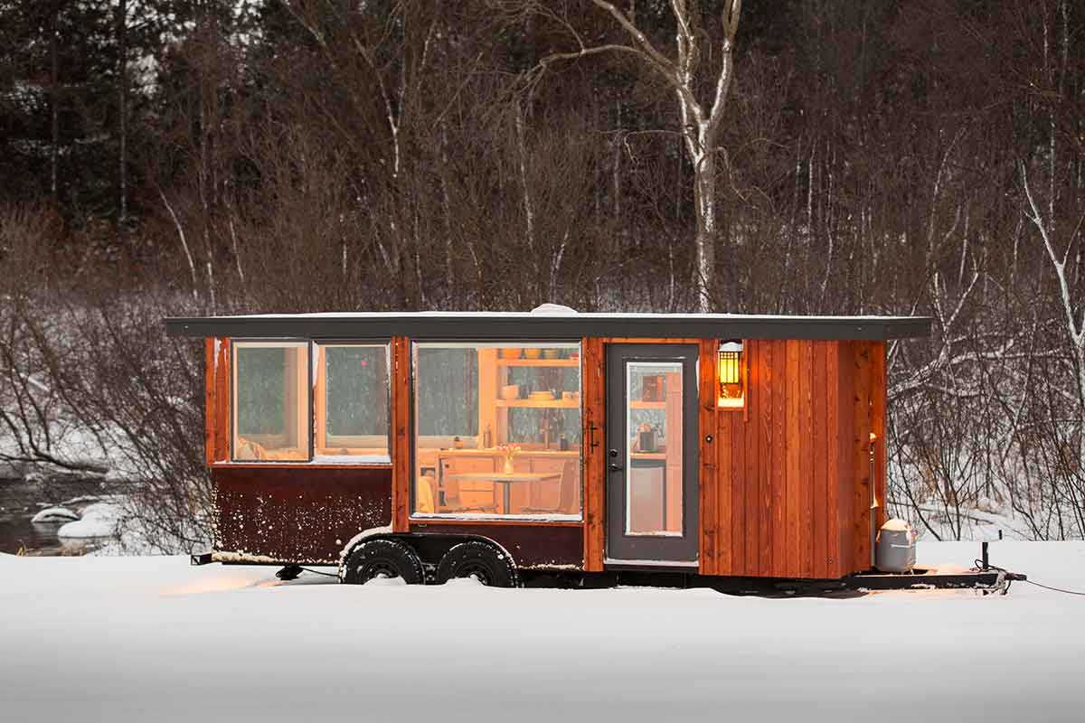 Towable 39 Tiny House 39 Cabin On Wheels