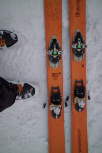 dynafit boots and bindings