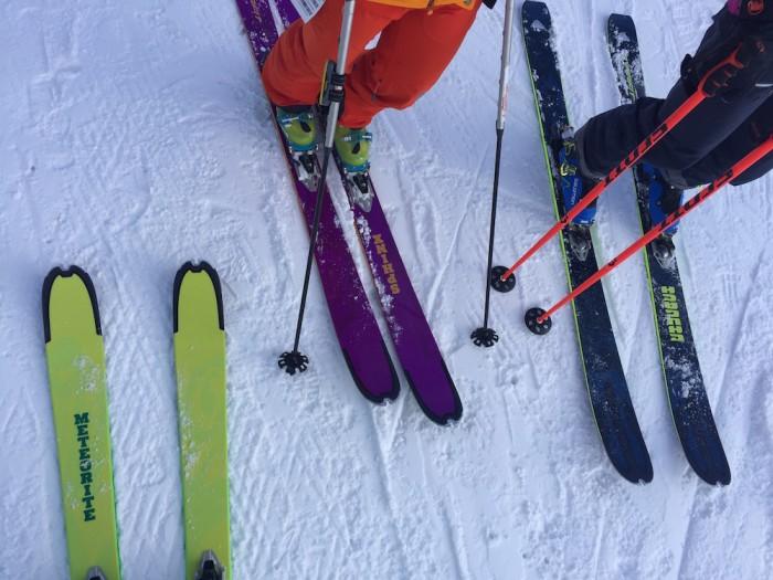 dynafit ski testing