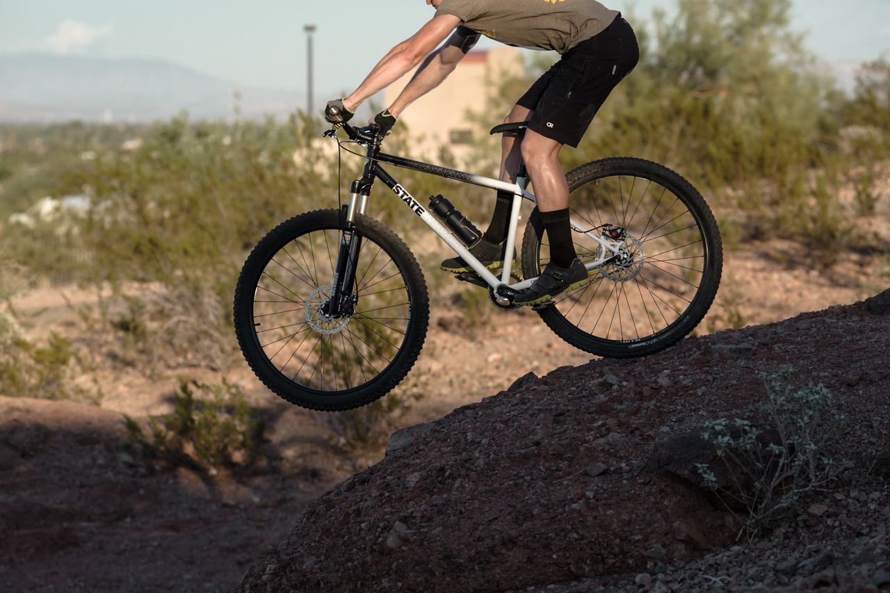 state pulsar mountain bike