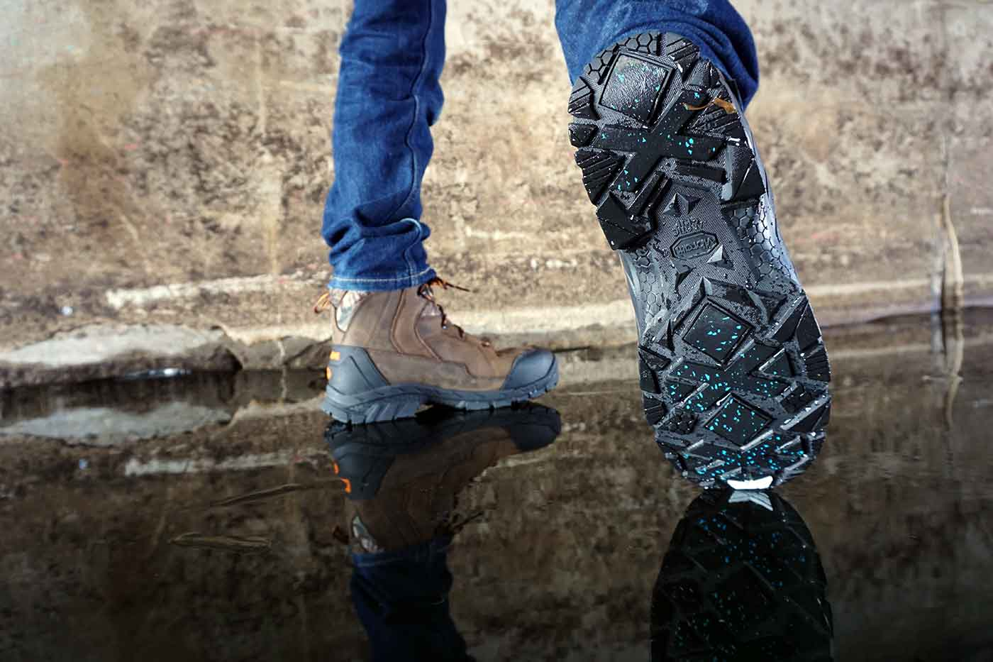 great look most desirable fashion hot new products First Look: Wolverine Boot With Vibram 'Arctic Grip' Sole ...