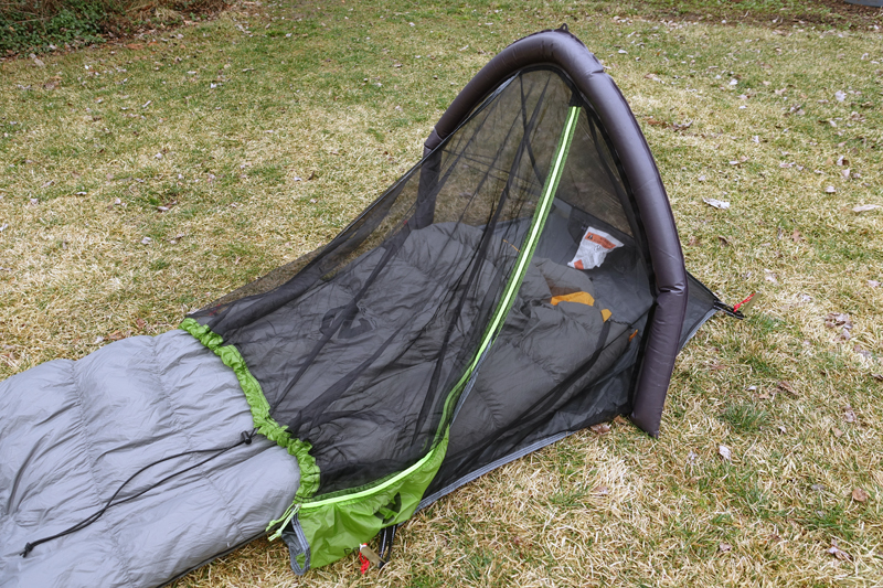 NEMO Escape Pod Bivy Review