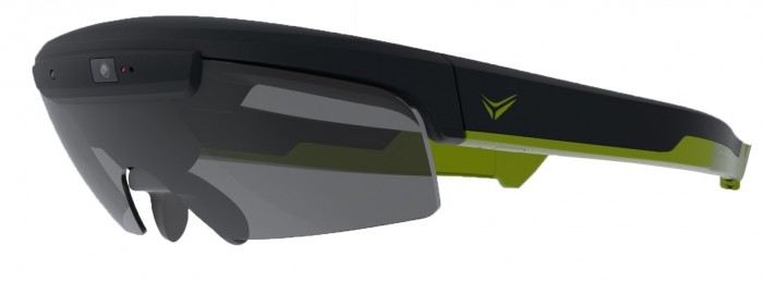 Everysight Raptor Heads Up Display Sunglasses