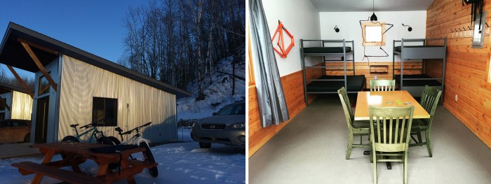 GearJunkie cabin