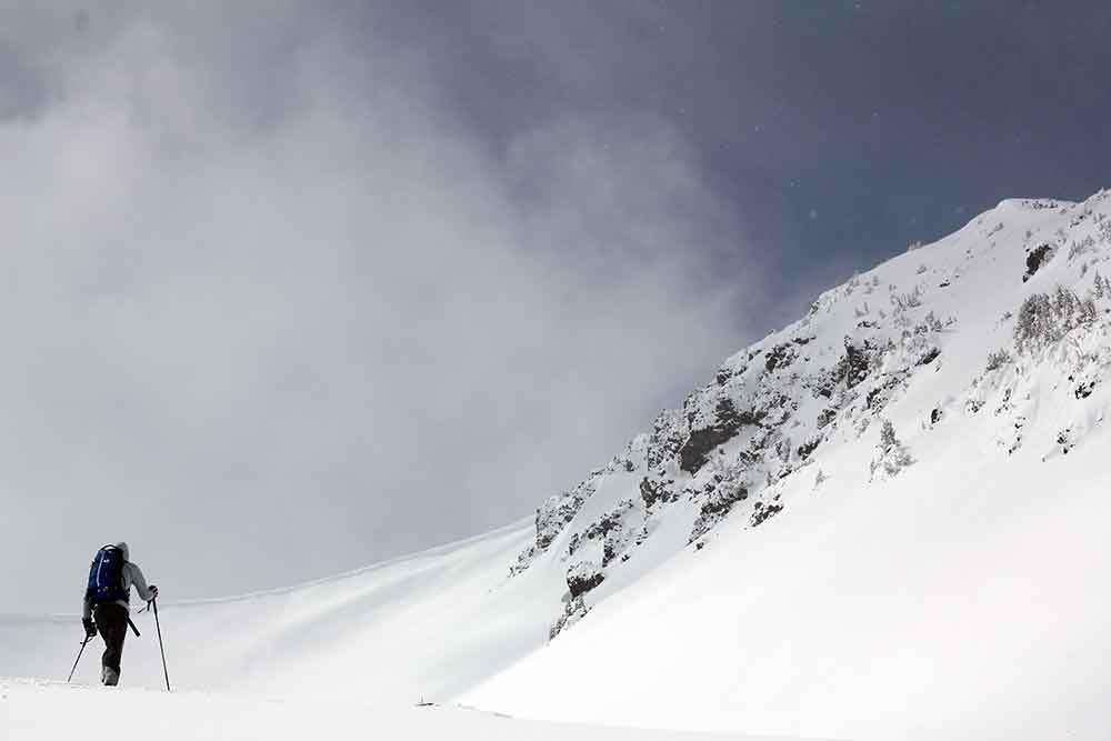 Hyalite-peak