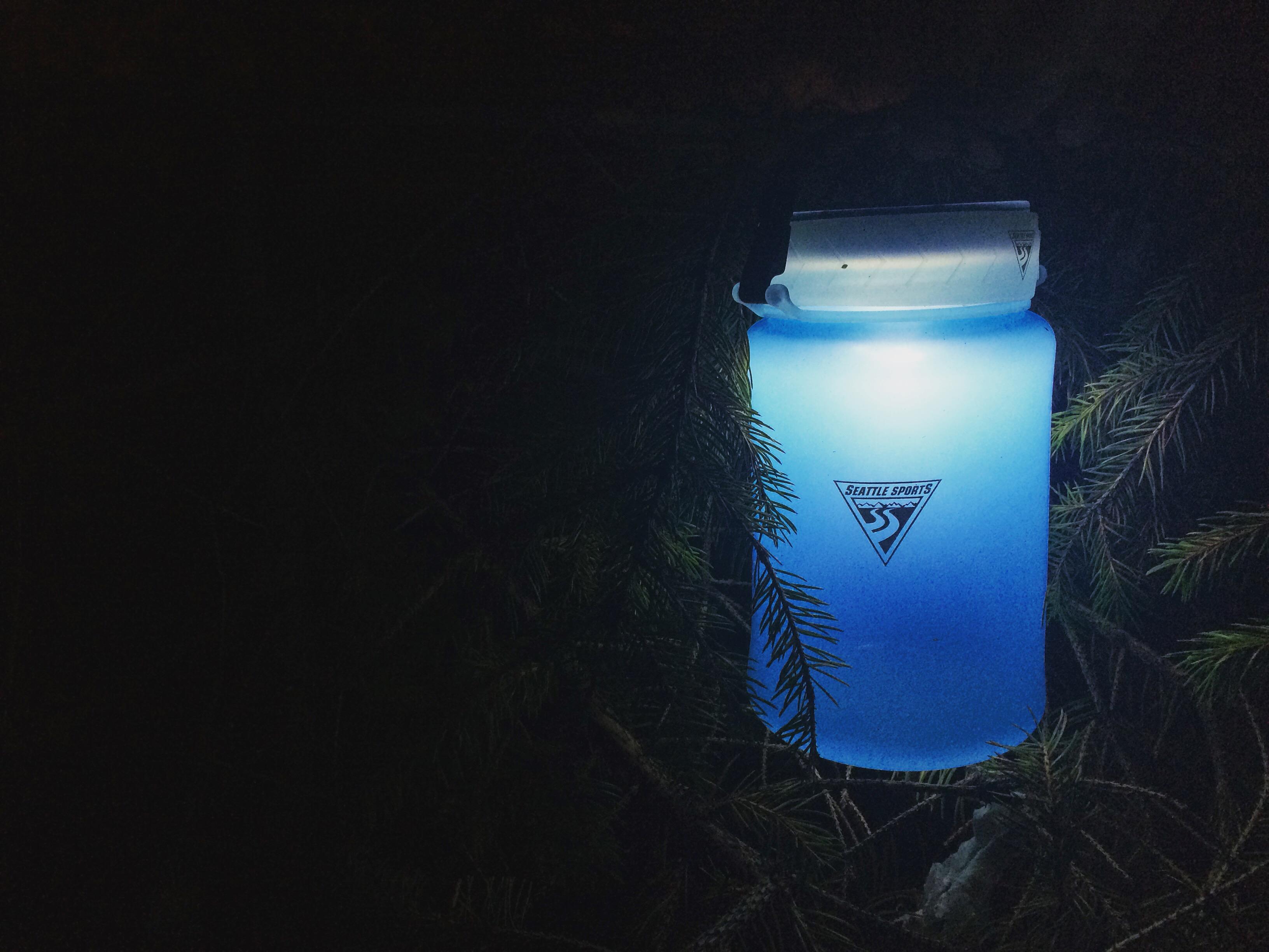 Seattle Sports Firewater water bottle