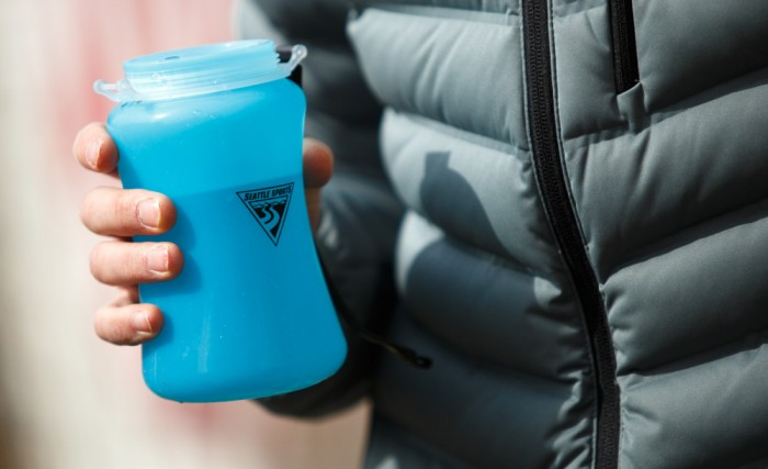 Seattle sports lantern bottle