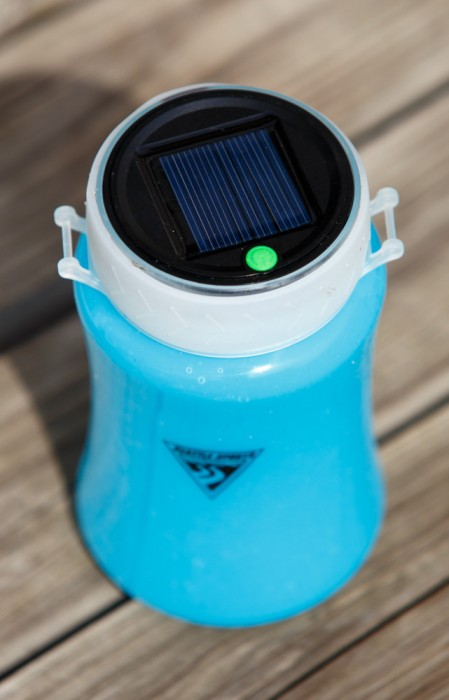 Firewater Bottle Doubles As Camp Lantern Gearjunkie