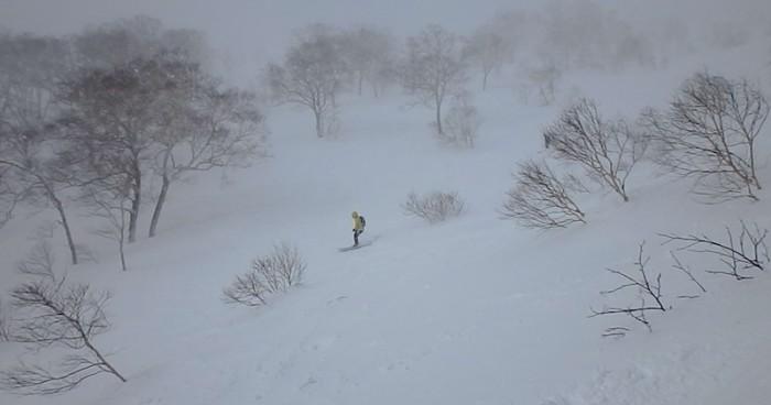 Columbia Outdry Extreme Japan Ski Test