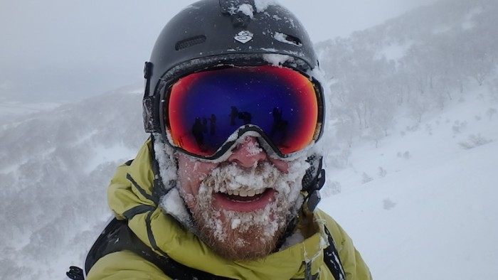 Japan Niseko Skiing Powder