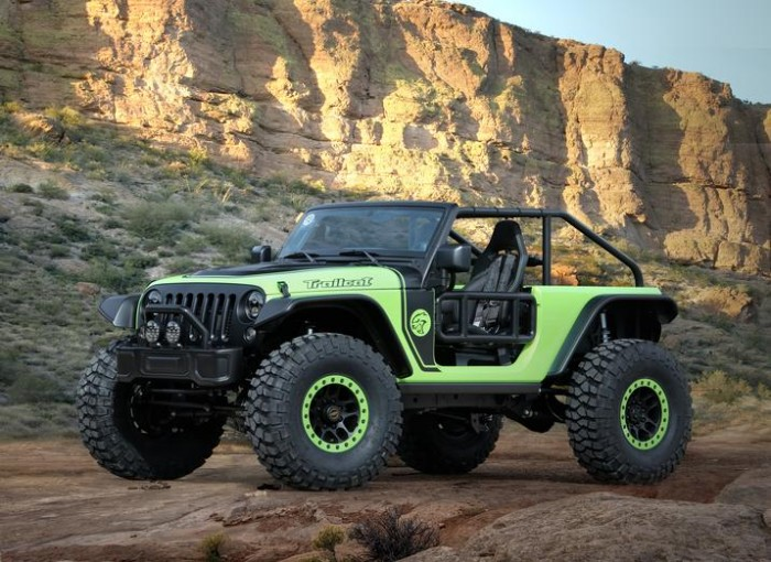 Jeep Just Unveiled 7 Concepts All Are Freakin Badass Gearjunkie