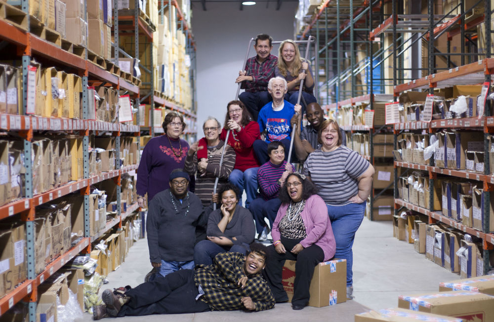 Planet Access Company Warehouse Employees