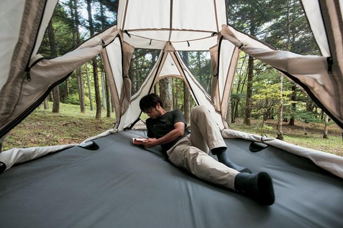 Nice Sky Nest Hammock Tent
