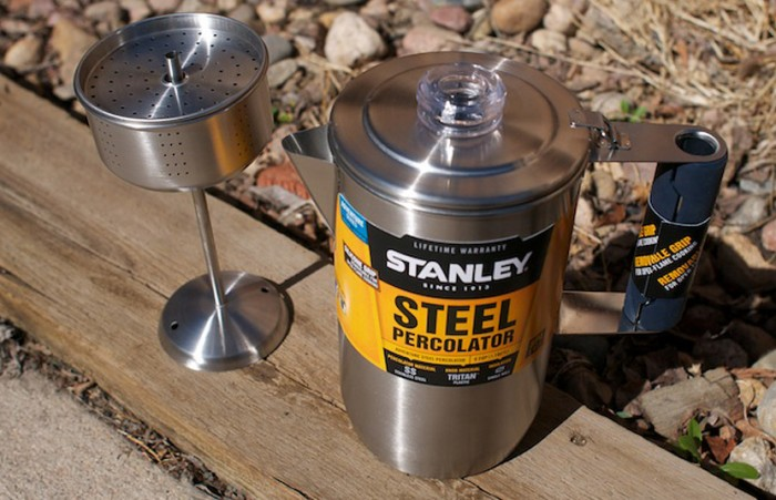Stanley Steel Percolator