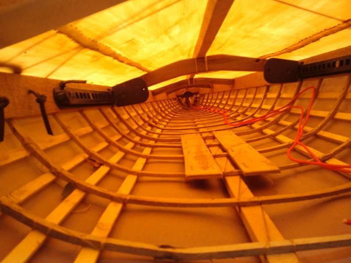 T - Inside the Kayak