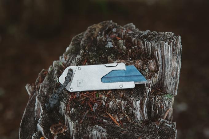 Titanium Pocket Tool 2
