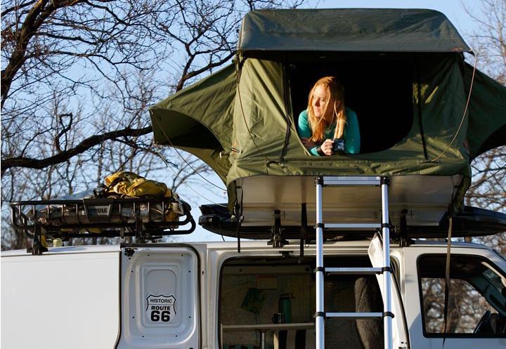 First Look: Tepui 'Kukenam Sky' Rooftop Tent
