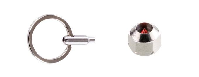 hexlox key