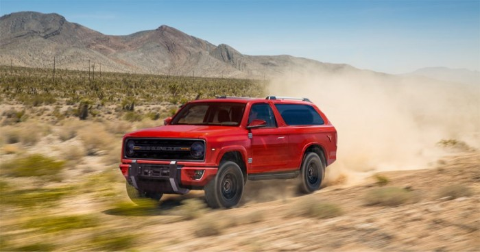 Ford Announces 2020 Bronco Bolt, And It's Electric!