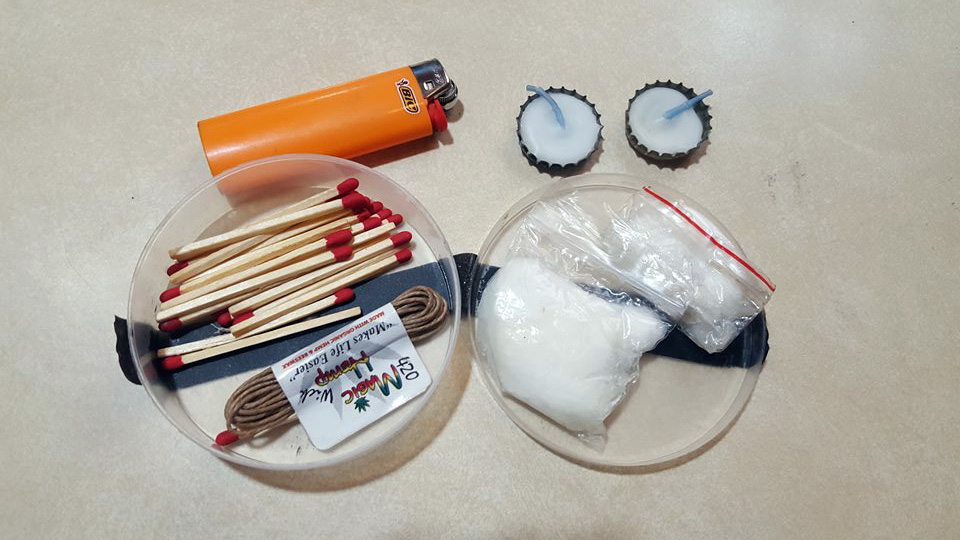 Cheap Fire-Starting Kit To Make At Home