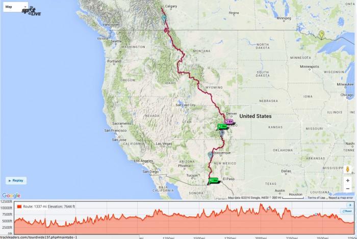 Tour Divide Champ S Secrets To Conquer A Mountain Range