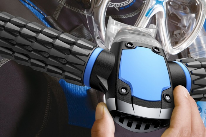 triton artificial gills scuba breath underwater