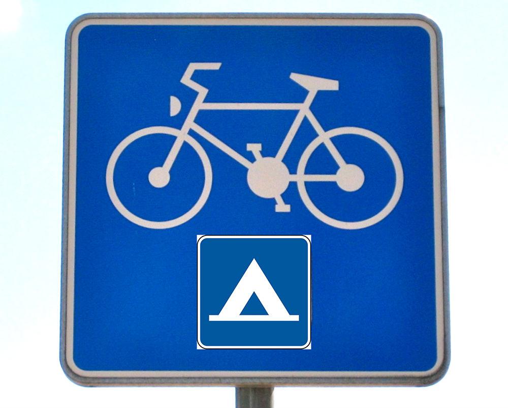 Bike Camping Lead