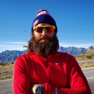 Adam Kimble Running Across USA GearJunkie Mobile Office 1.3