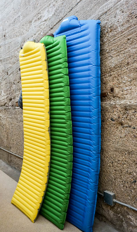 Thermarest air mattress_-6