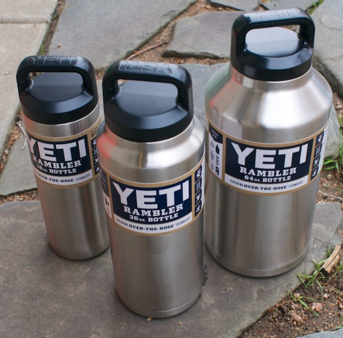 Yeti Rambler Bottle Review 1603