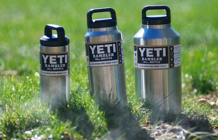 Yeti Rambler Bottles on Sale