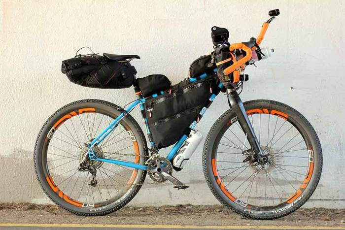 Ultimate Tour Divide Mtb Bike Packing Build For 2 745