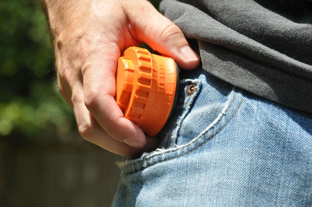 pocket shot pocket
