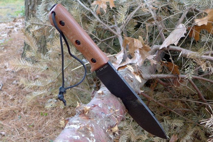 Chopper Knife Shootout Three Big Survival Blades