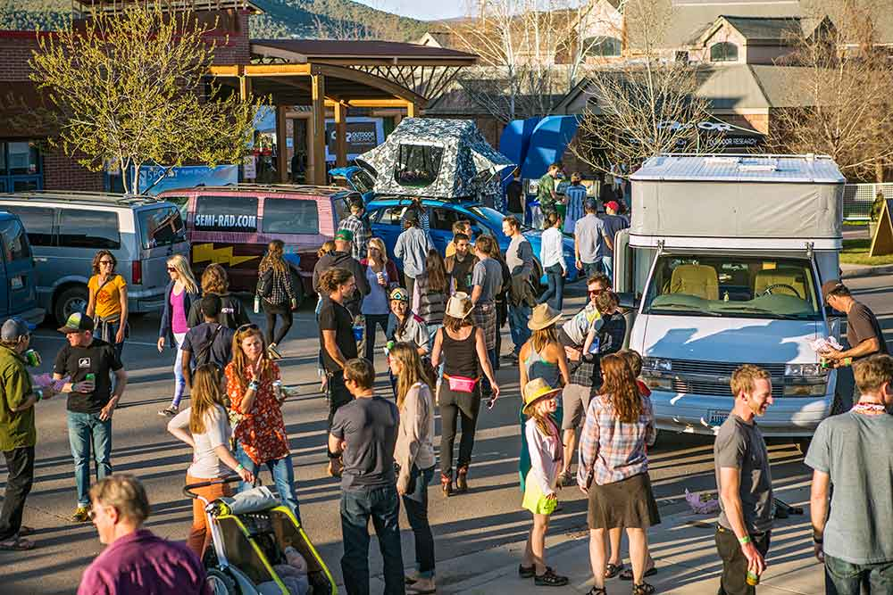 Life On The Road: We Visit 'Van Life Rally' In CO | GearJunkie
