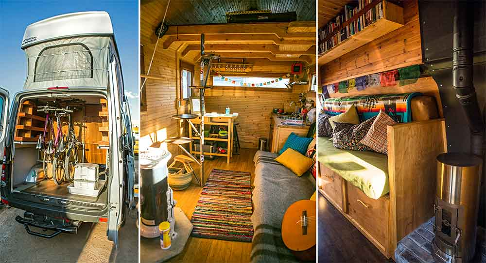 Life On The Road We Visit Van Life Rally In Co Gearjunkie