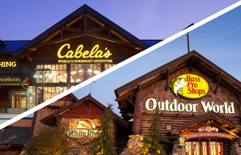 Bass Pro Acquires Cabela's For $5 5 Billion | GearJunkie