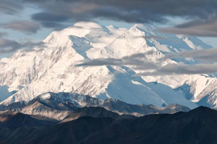 A climber died on Denali on Saturday; photo by NPS Photo / Tim Rains