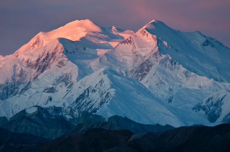 Denali climbers haul out feces poop