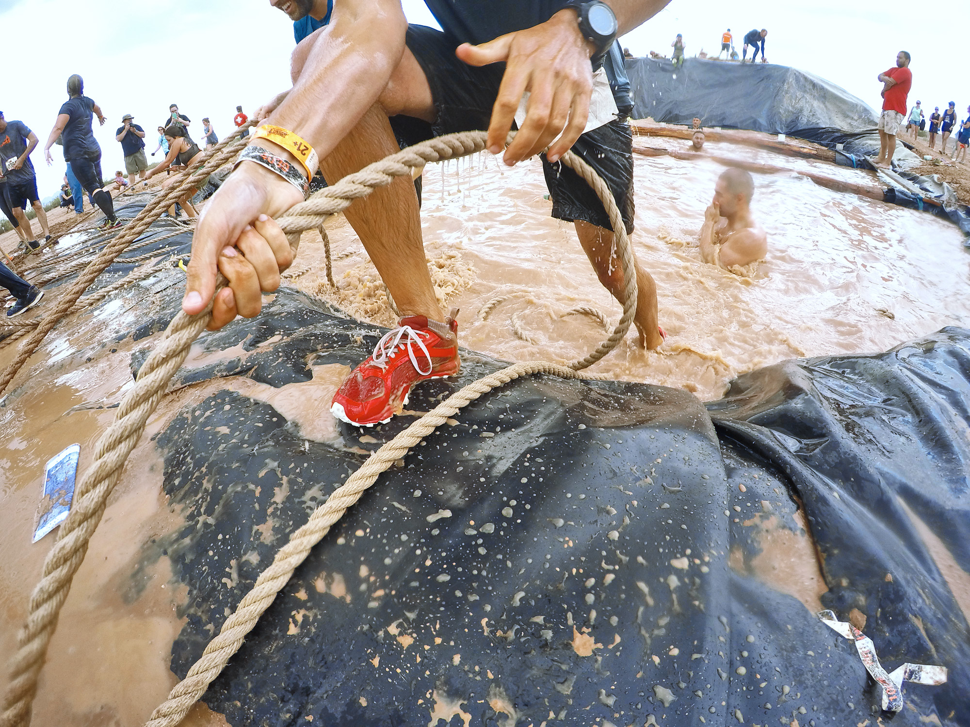 All Out Crush: Merrell Shoe For Tough