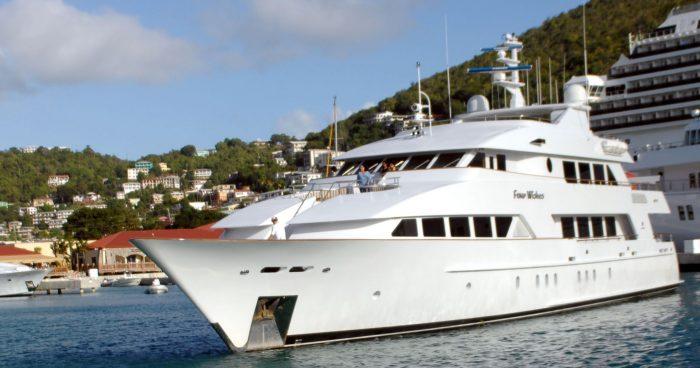 glamping yacht
