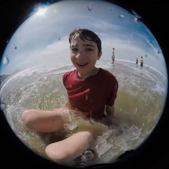 GoPro Fisheye lensbaby